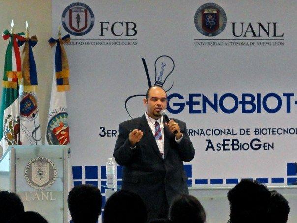 Tratamiento con iRNA – Conferencia impartida por el Dr. Arturo ChávezReyes