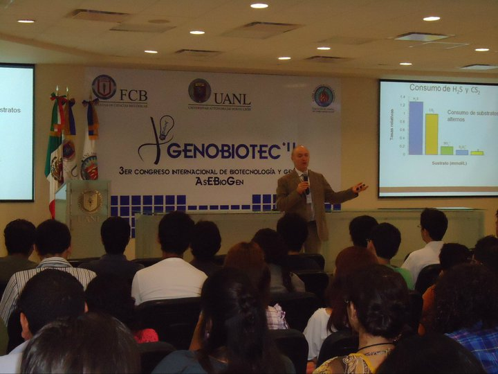 Biotecnología y ecología – Sobre la conferencia con el Dr. SergioRevah