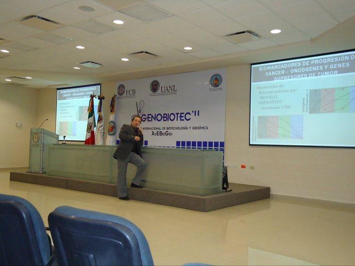 Bioinformática y Selección de Biomarcadores – Sobre la conferencia del Dr. Victor M. TreviñoAlvarado