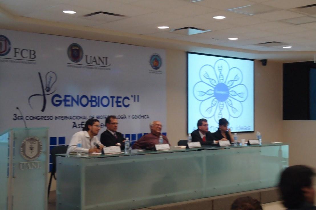 Bionegocios, innovación y propiedad intelectual – Sobre el Panel de Discusión de GENOBIOTEC'11