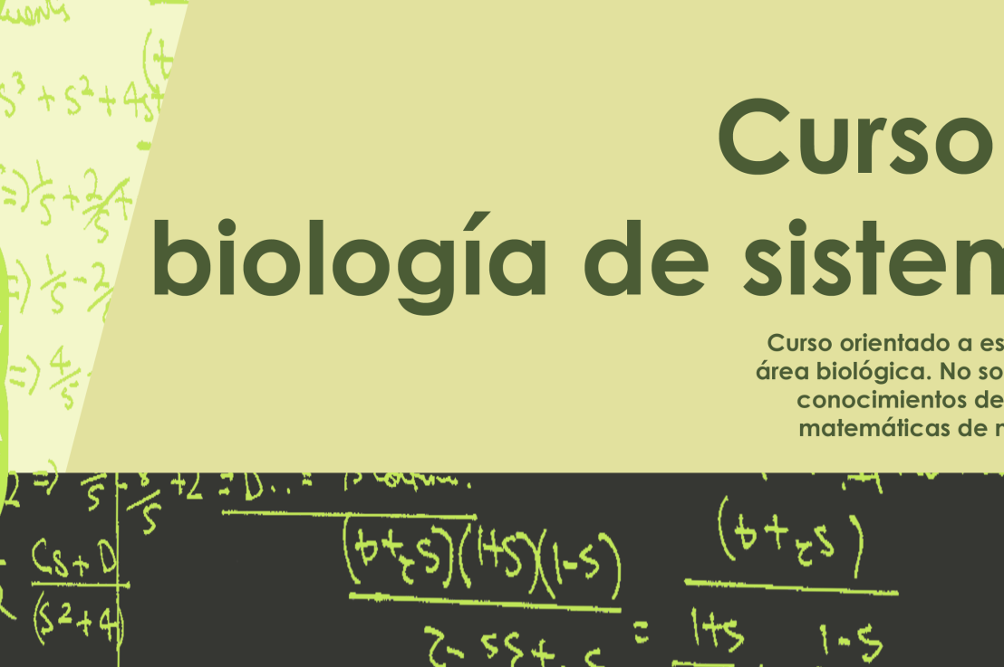 Matemáticas biológicas y educación continua en laUANL
